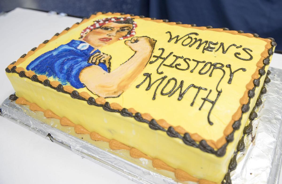 Navy celebrates Women's History Month