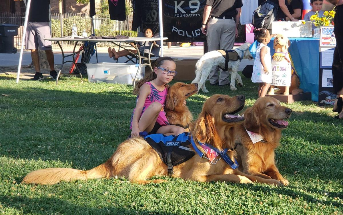 national night out dogs