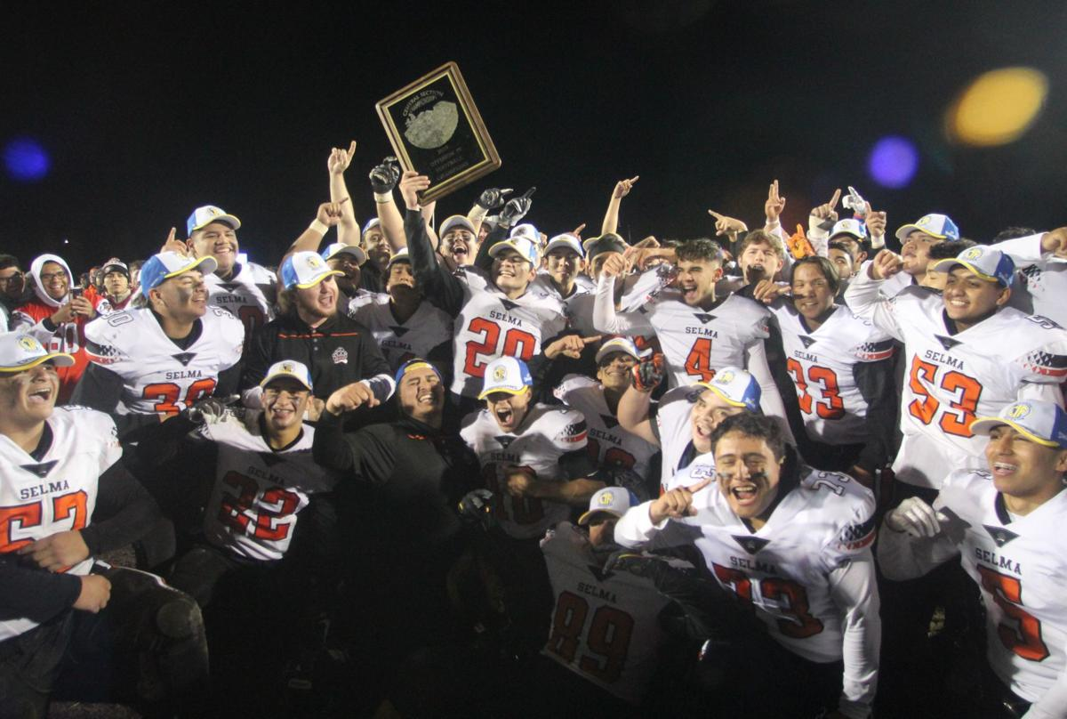 Bears capture Central Section Division IV title