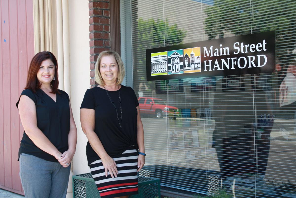 Main Street staff