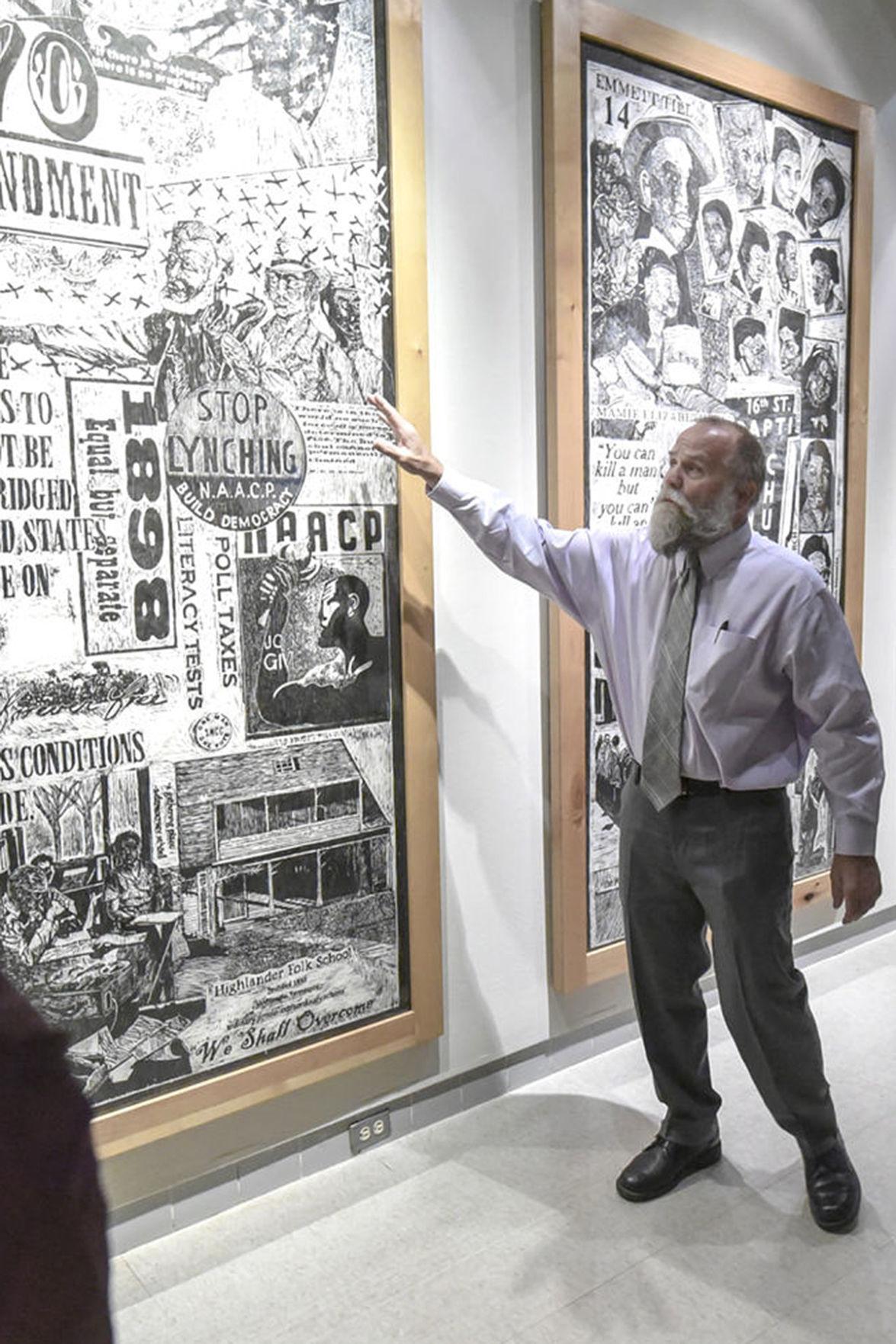 Art retrospective: Previous showings