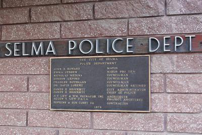 xyz selma police