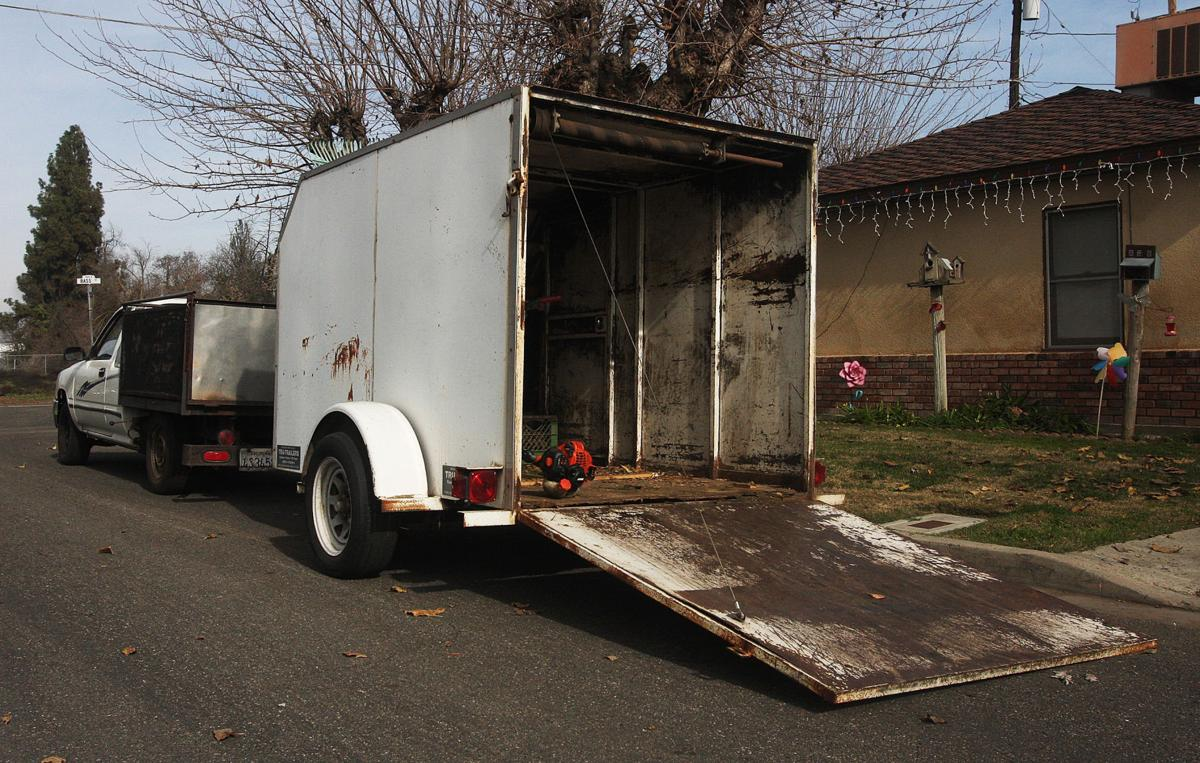 Authorities see increase in trailer thefts | Crime | hanfordsentinel.com