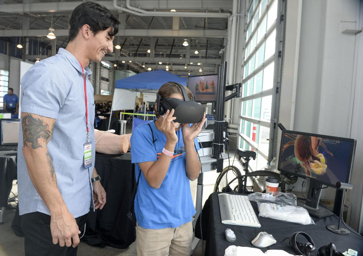 San Diego Fleet Week Hosts STEM Day
