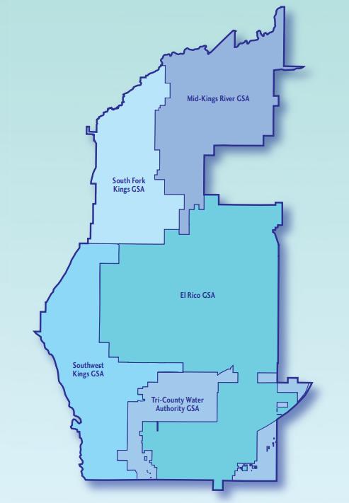 GSA map