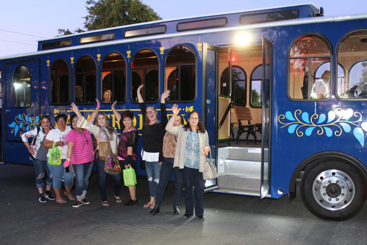 Ladies Night Out: Dala Trolley