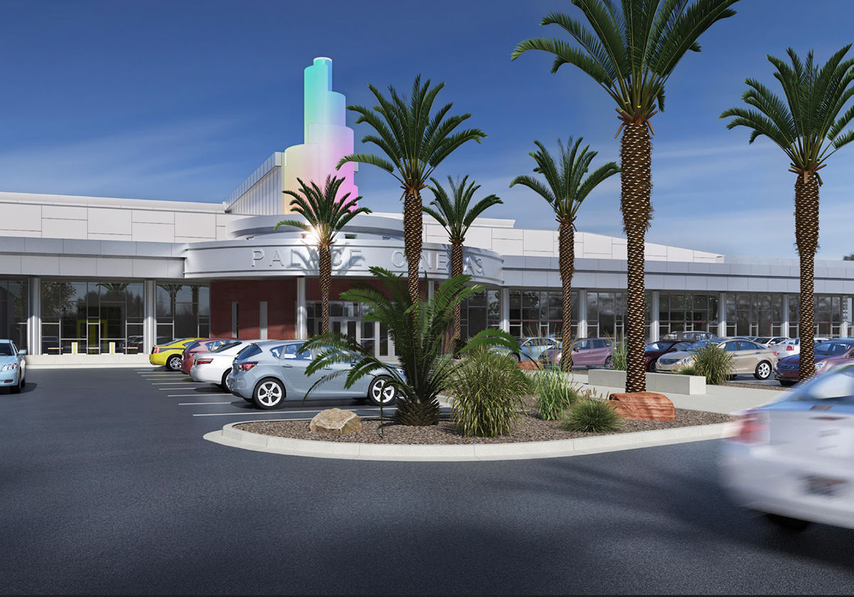 Tachi Palace Movie Theater Concept