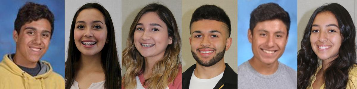 Selma High: Students, athletes of the month