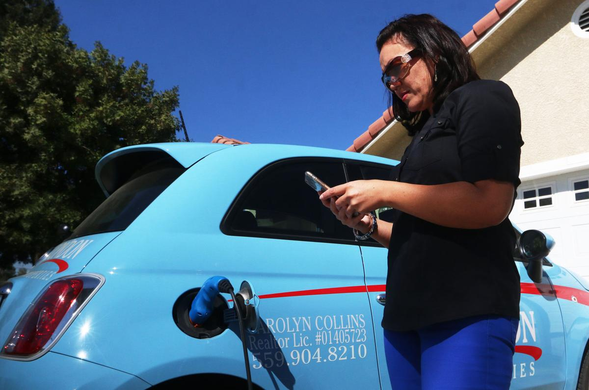 Electric cars leased for London Properties realtors