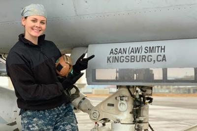 Kingsburg graduate: Serena Smith