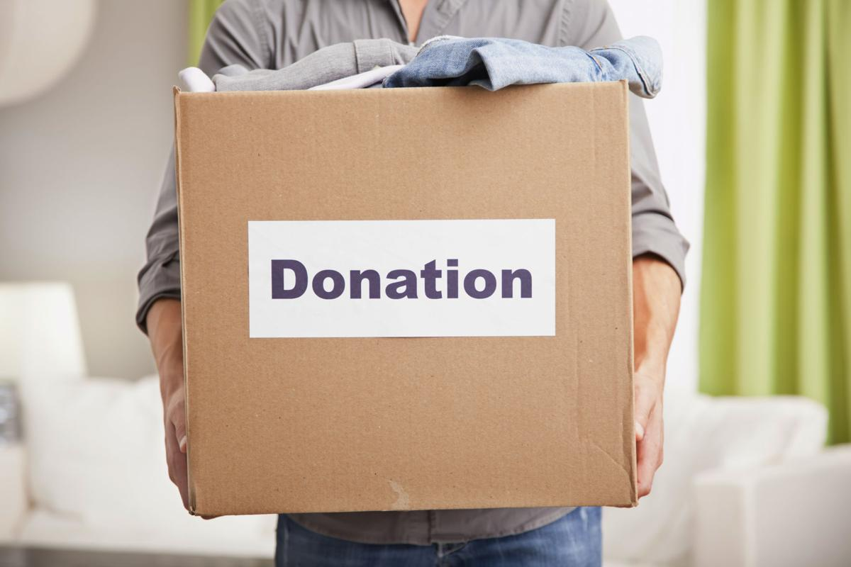 xyz Charity Donation