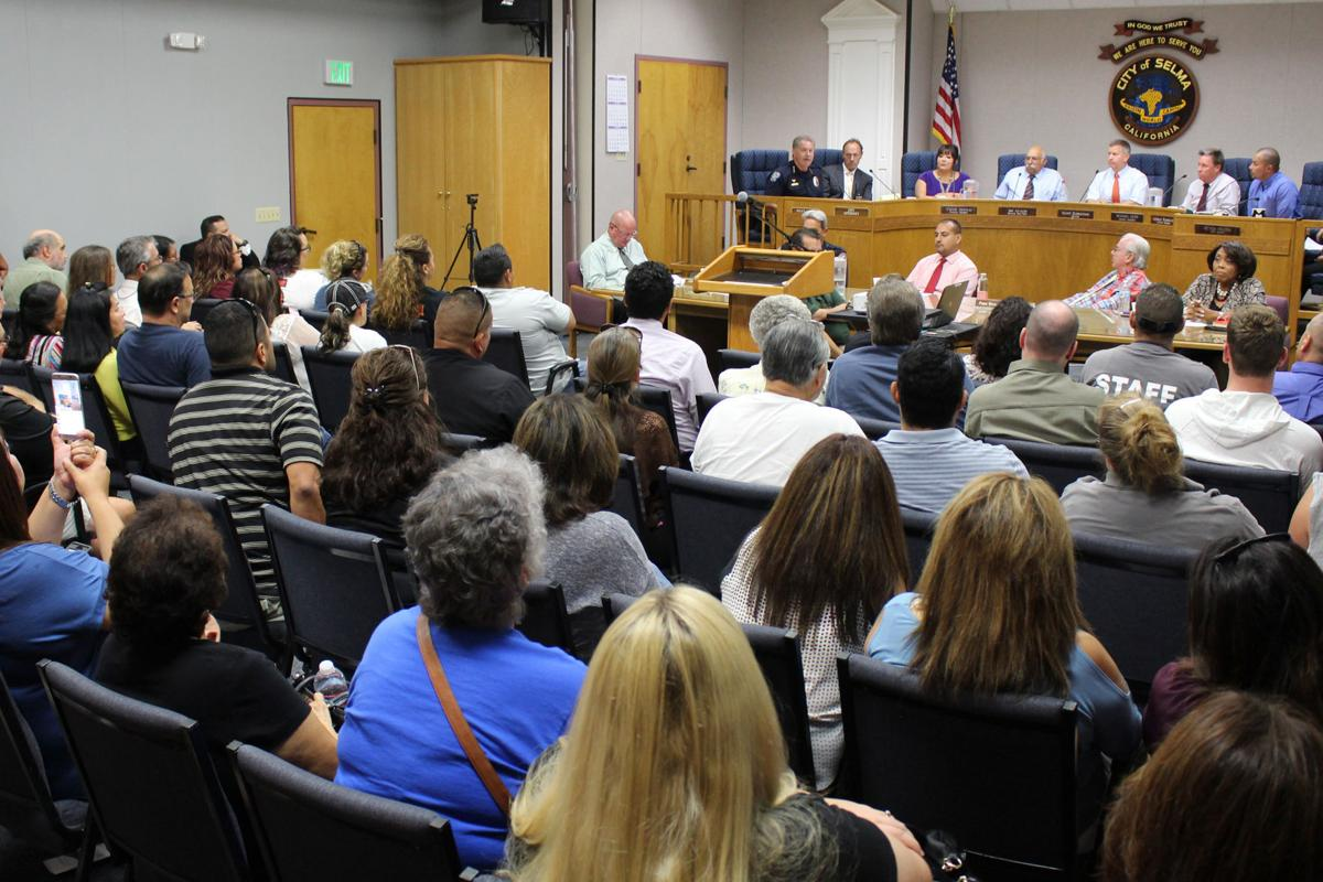Residents: City Council meeting