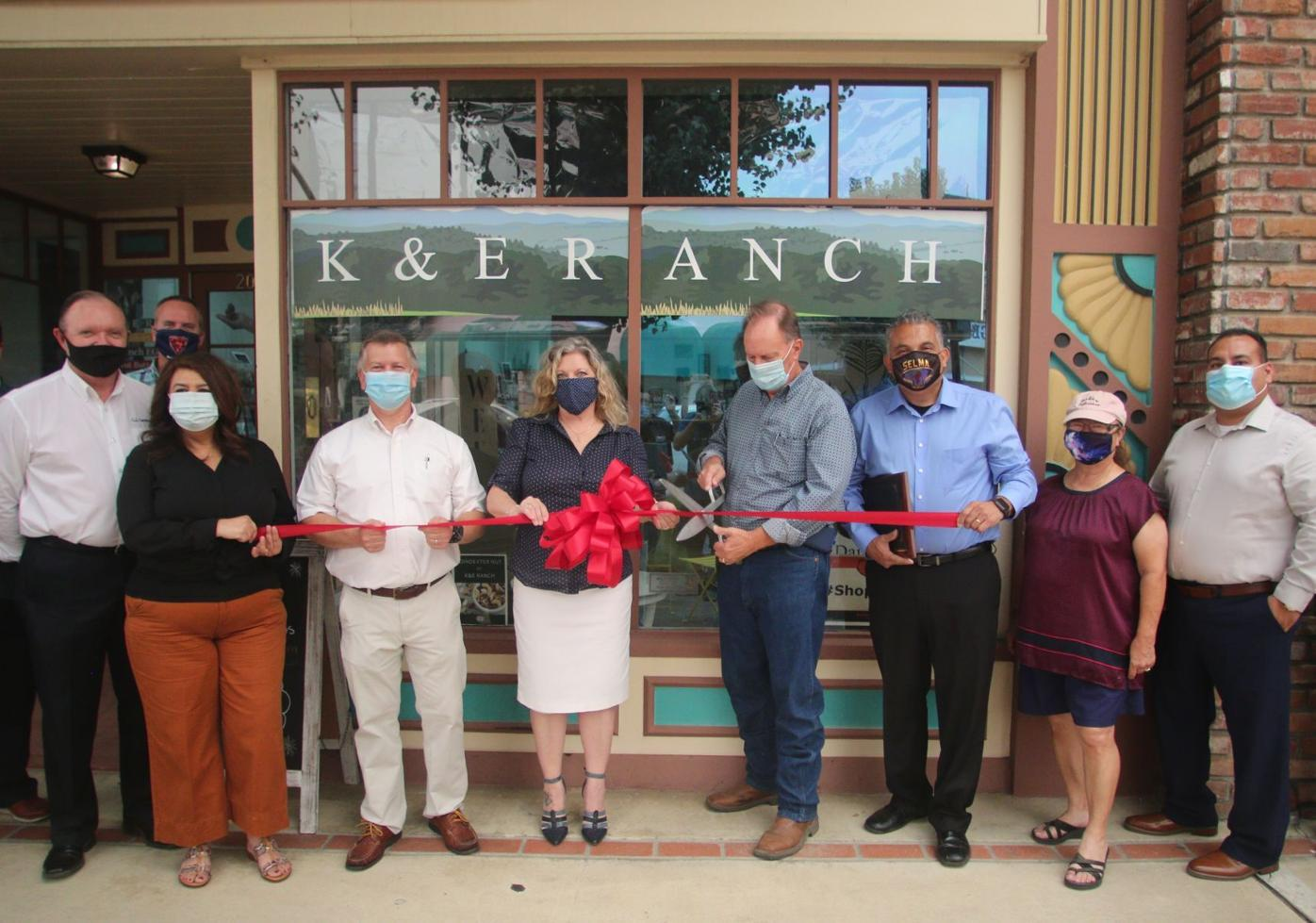 K&E Ranch has ribbon-cutting ceremony