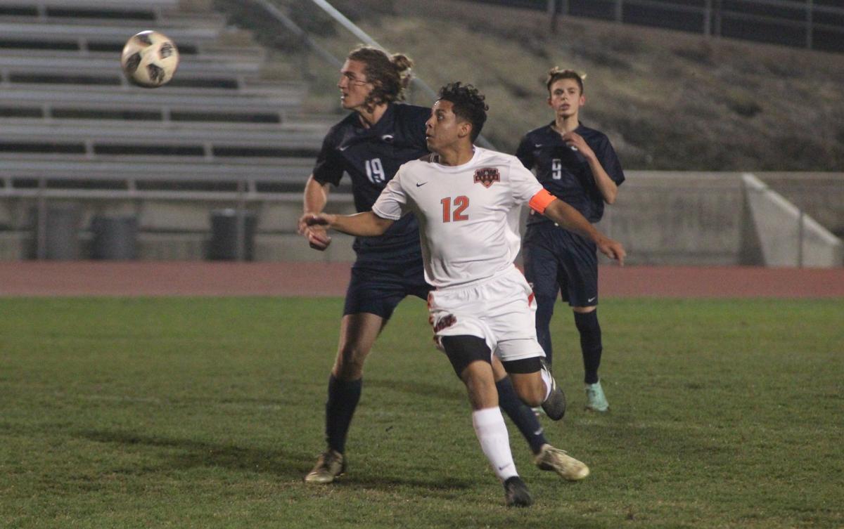 Selma boys soccer: Carlos Figueroa