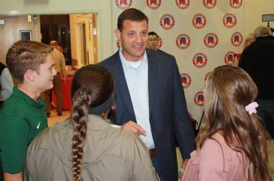 Valadao election event