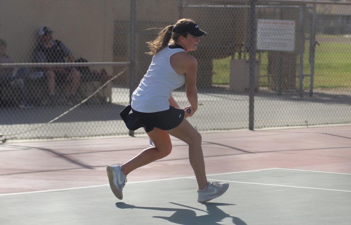 Selma girls tennis: Rachel Vieira