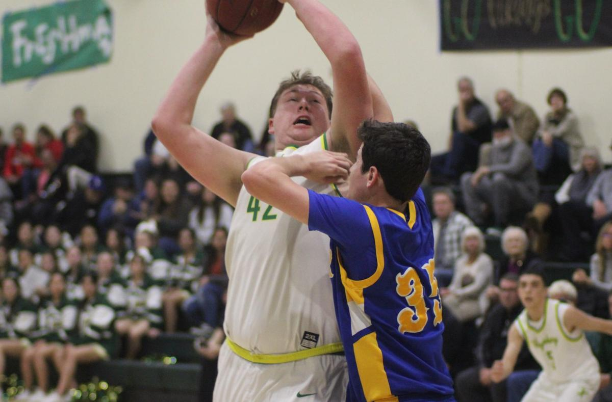 Basketball: Kingsburg dominates senior night