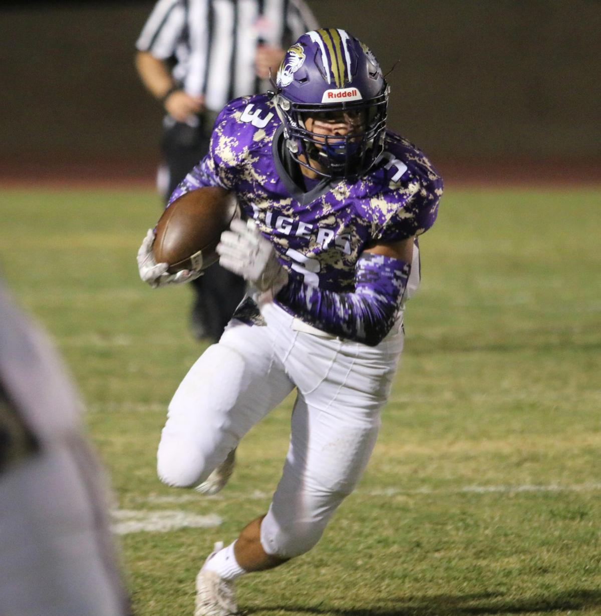 Football: All-West Yosemite League selections
