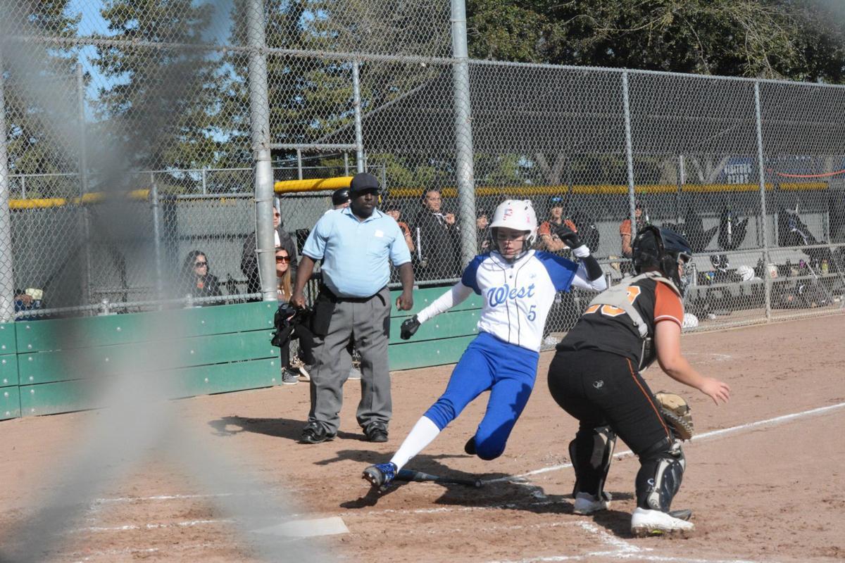 Hanford West softball go 2-2 at Buchanan Tournament