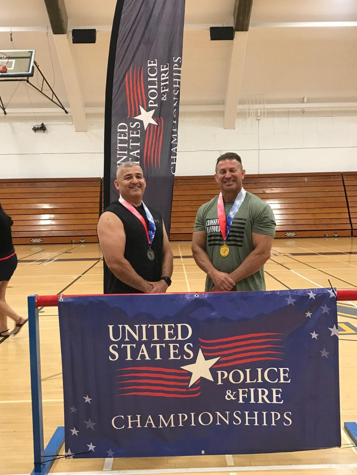 Cano and Jimenez police games