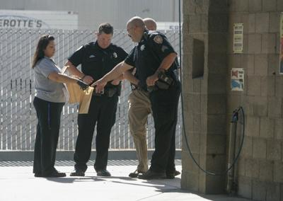 McVay homicide, bizarre Armona drug rampage, gas assault share crime