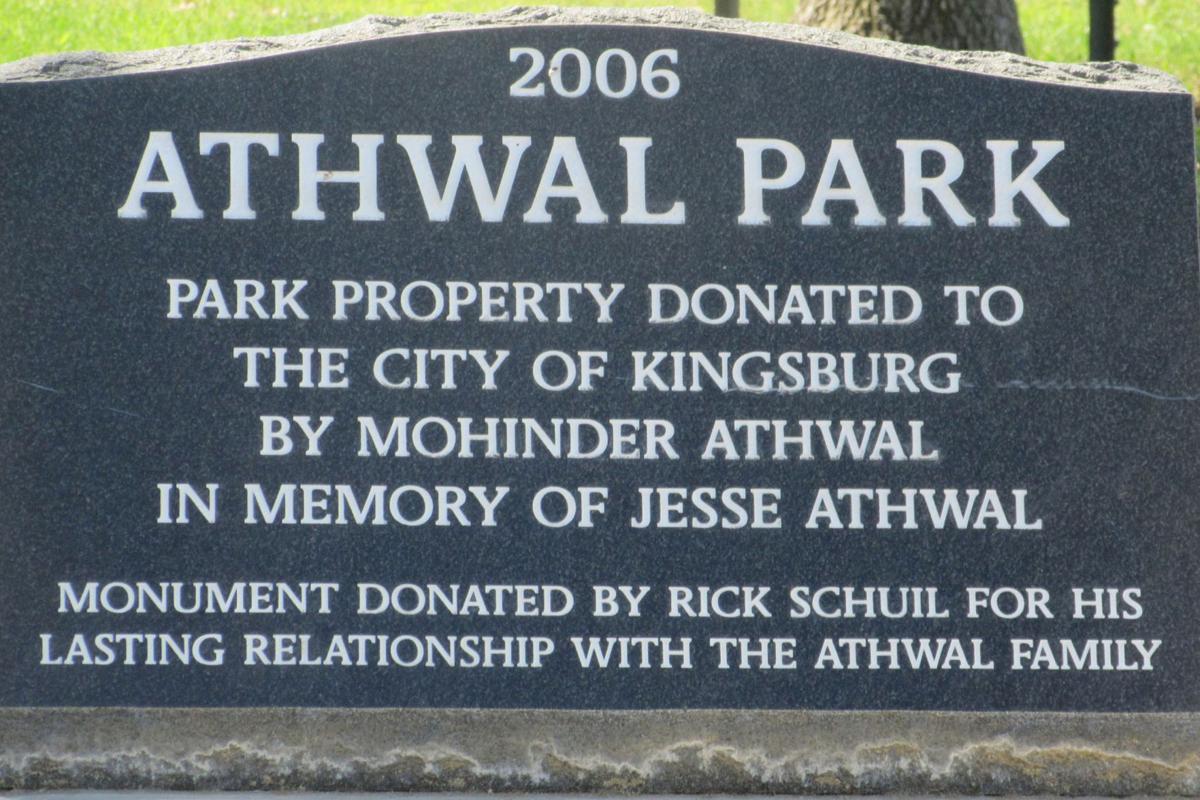 Athwal: Sign