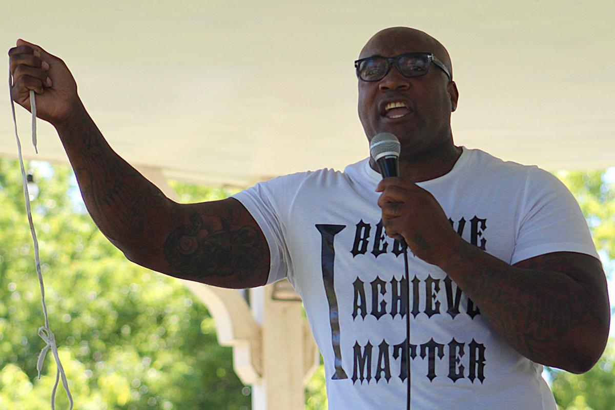 Unity Marchers: Chris Milton
