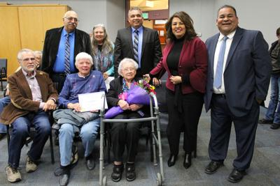 Mayor: Duncan honored