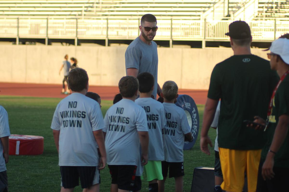 Kingsburg prepares for youth camp
