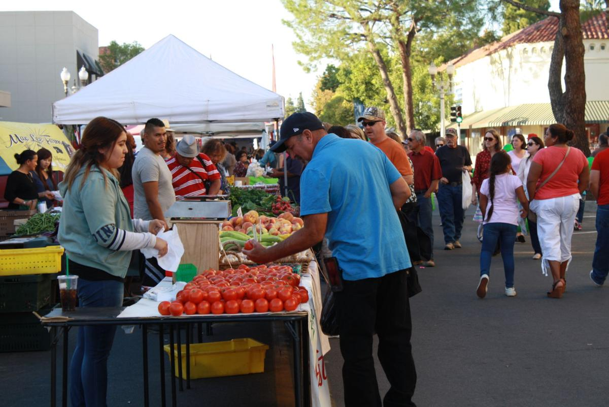 Thursday Night Market Place