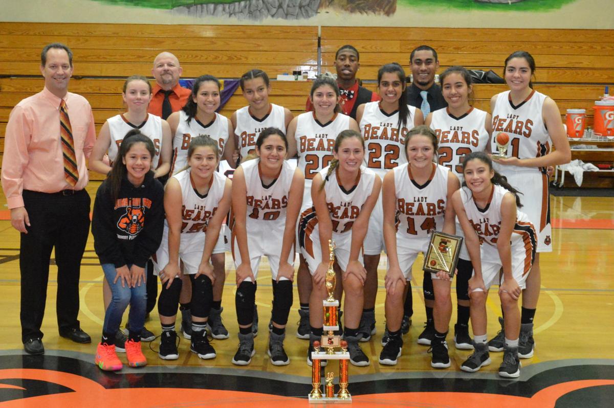 Lady Bears win Selma Shootout tournament