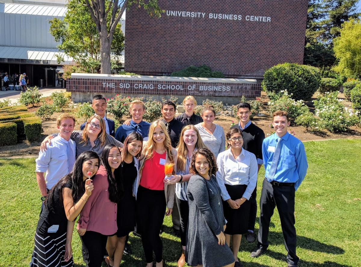 LHS students compete to win at Fresno State