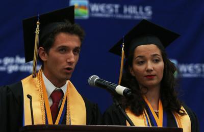 Lemoore Middle College High School graduation (copy)
