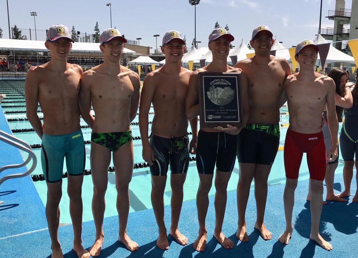 Kingsburg swimming 2019