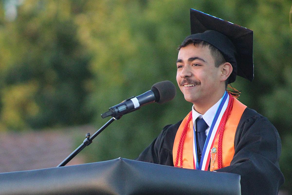 Selma High graduates: Humberto Partida