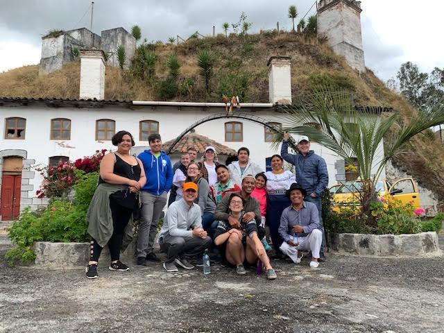 Hanford West grad attends cultural exchange trip to Ecuador