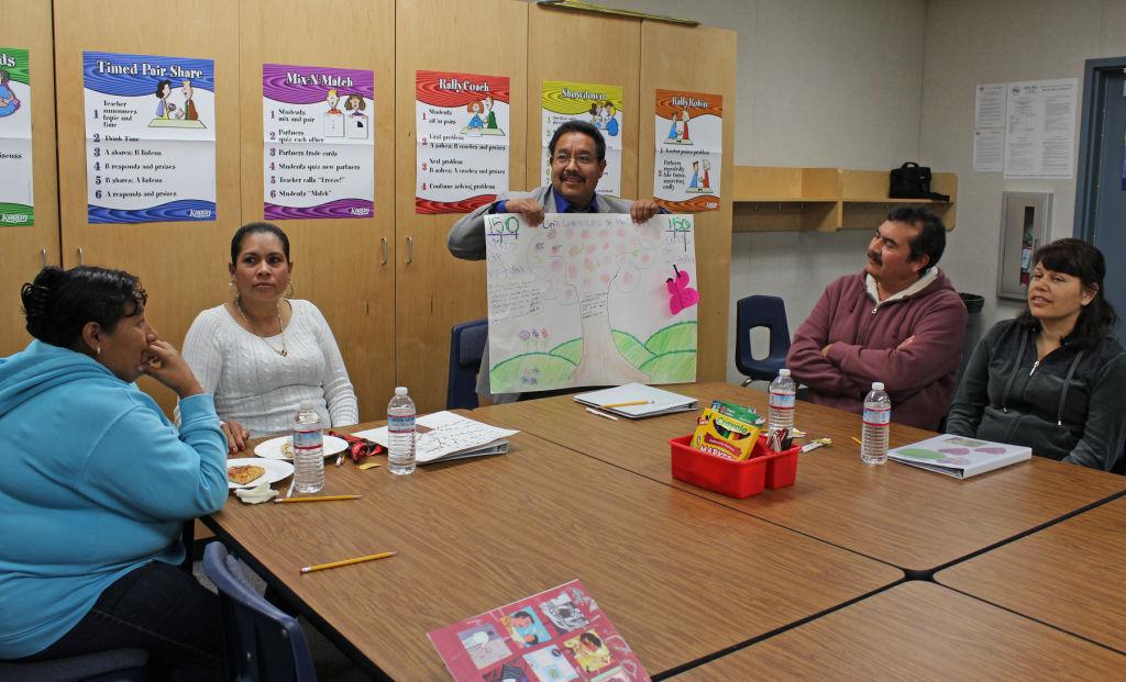 Latino Family Literacy: Jose Castro