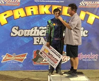 Netto, Jernagan, Johnson Win Keller Speedway Features