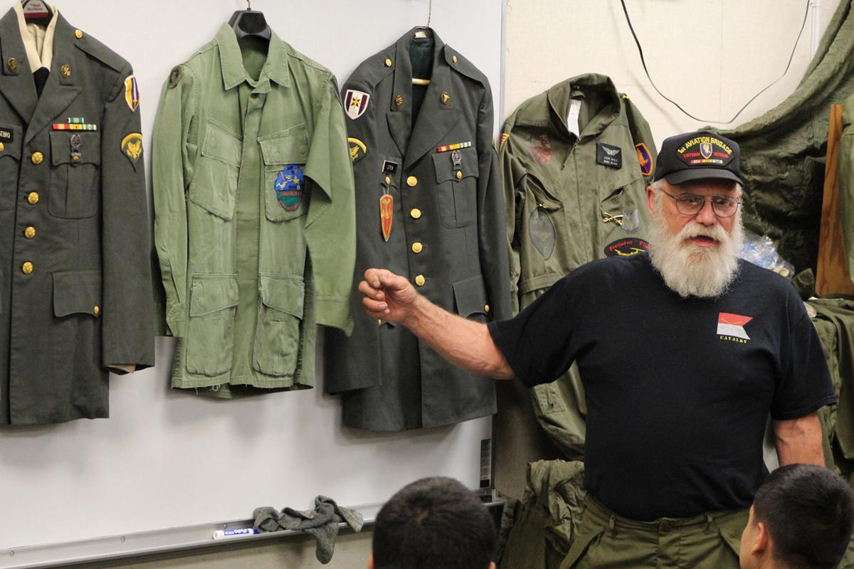 Veterans: Steve Nagle to speak