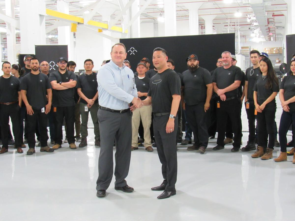 Faraday Future announces mass hiring | Local
