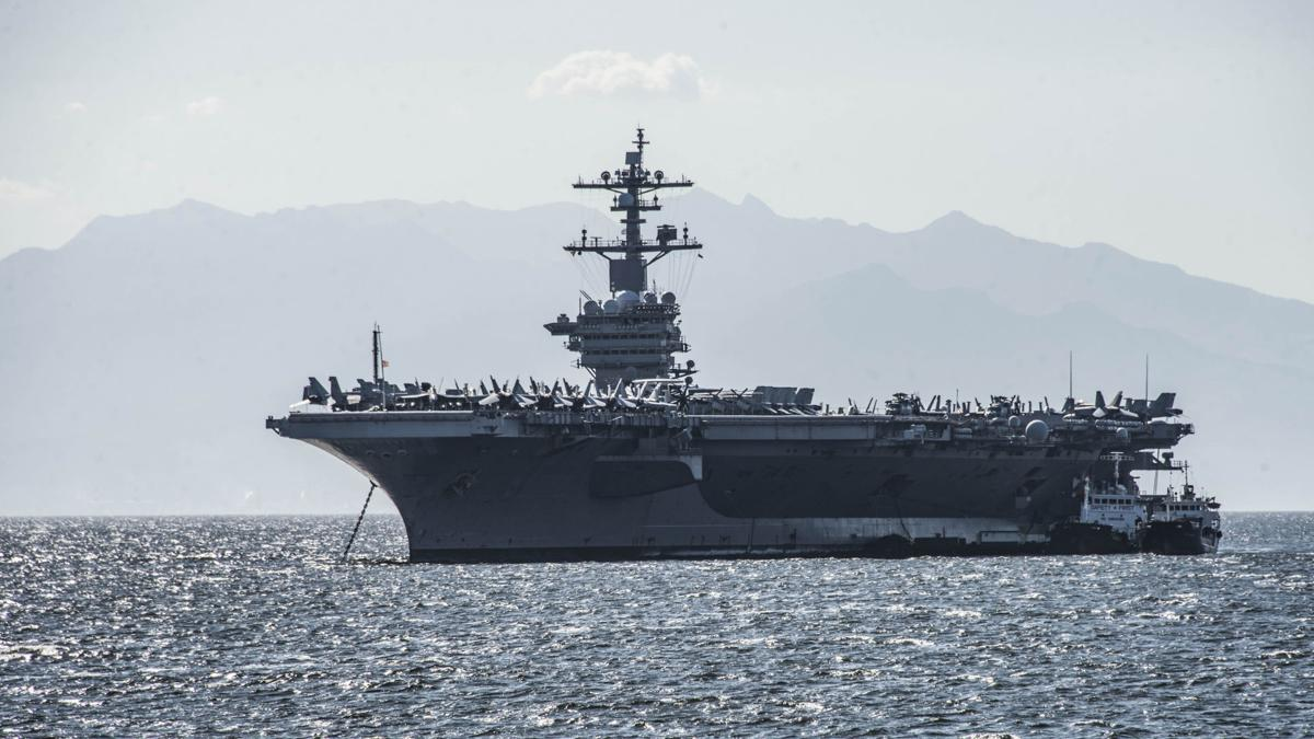 Carl Vinson Strike Group completes Manila port call