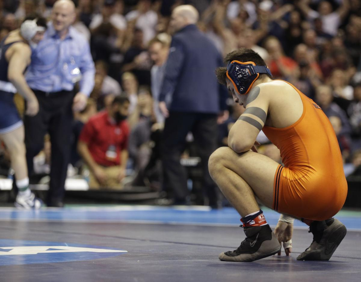 NCAA Championships Wrestling