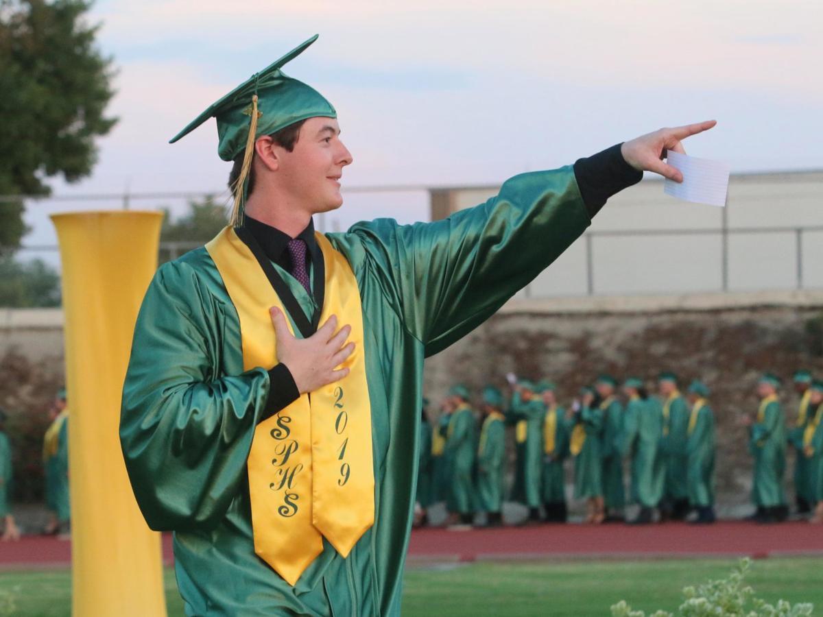Graduation elicits memories, new hopes