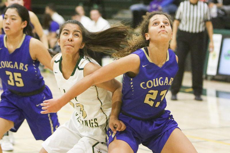Kingsburg girls basketball: Wendy Martinez