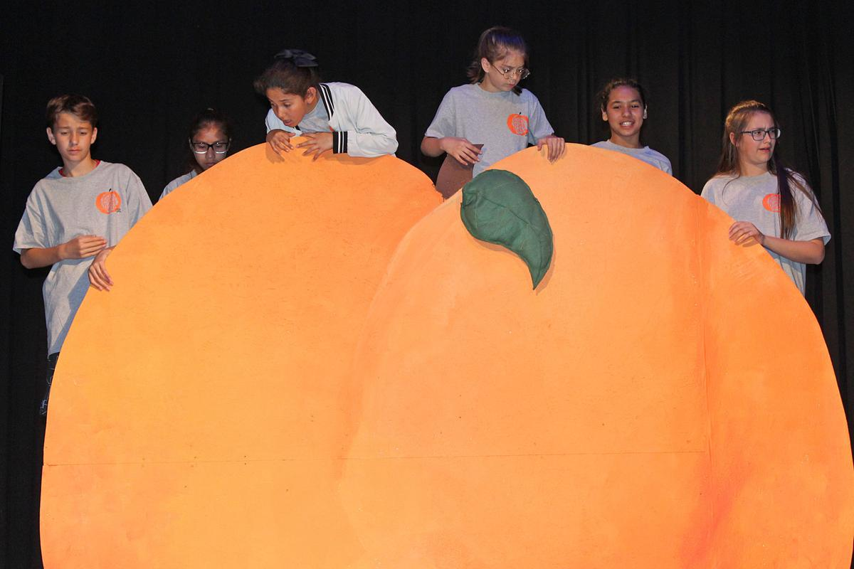 Reagan's: 'James and the Giant Peach'