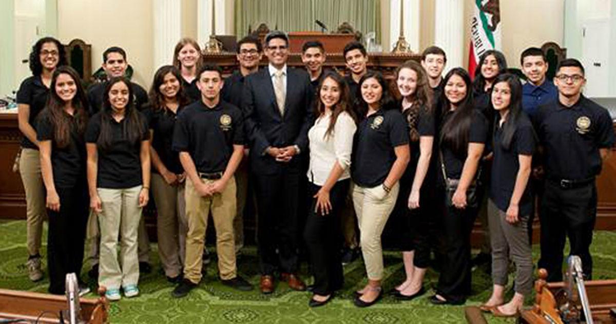 Kudos: Young Legislators