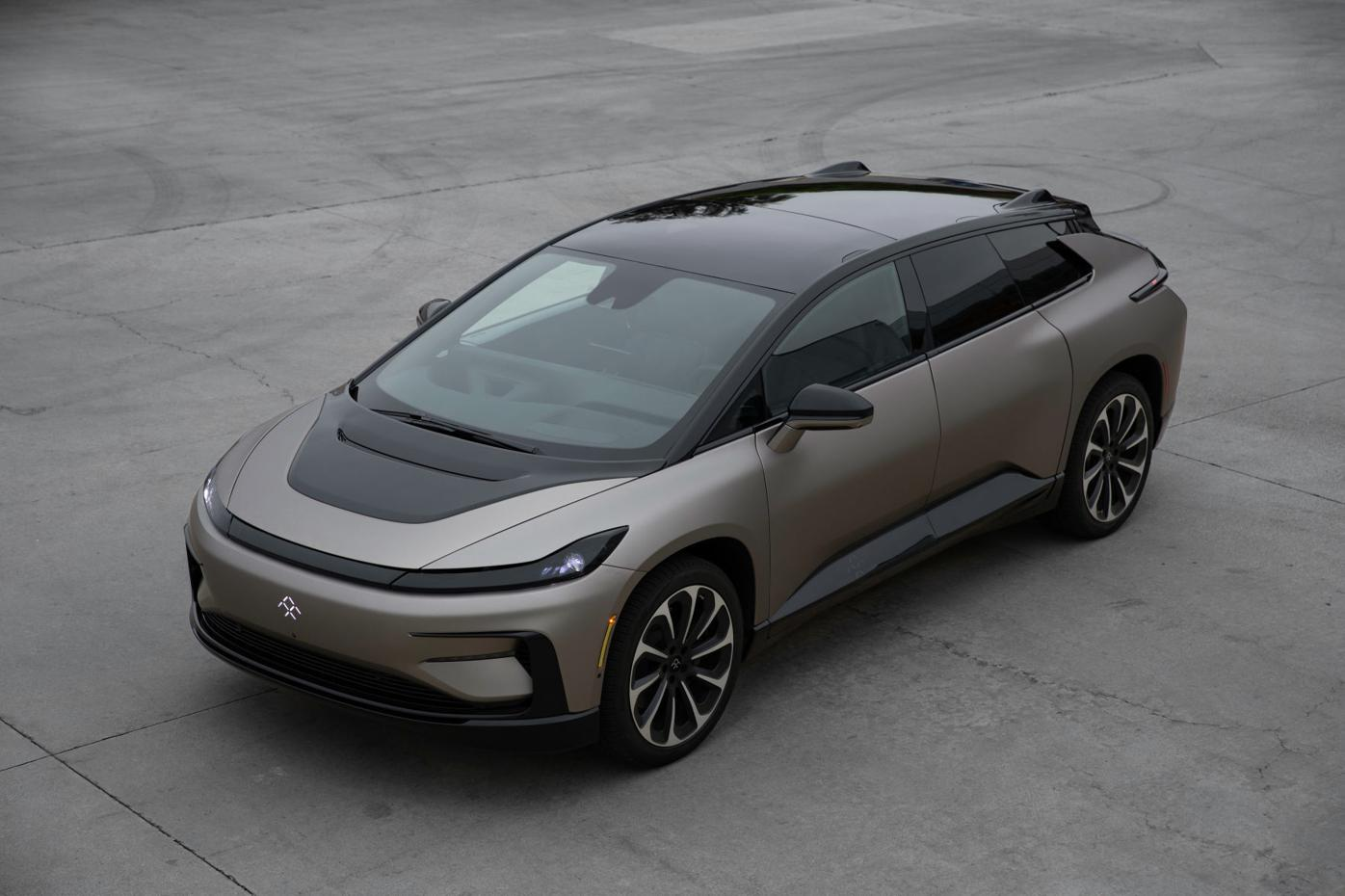 Faraday Future reveals its new concept 2