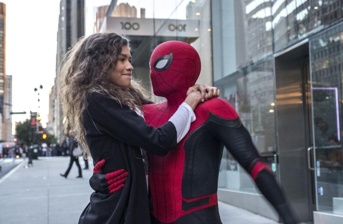 Spider-Man: Far from Good | Movies | hanfordsentinel com