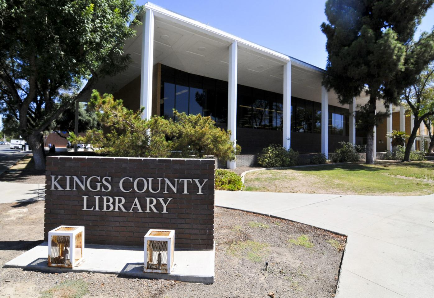 Kings County Library - Hanford xyz