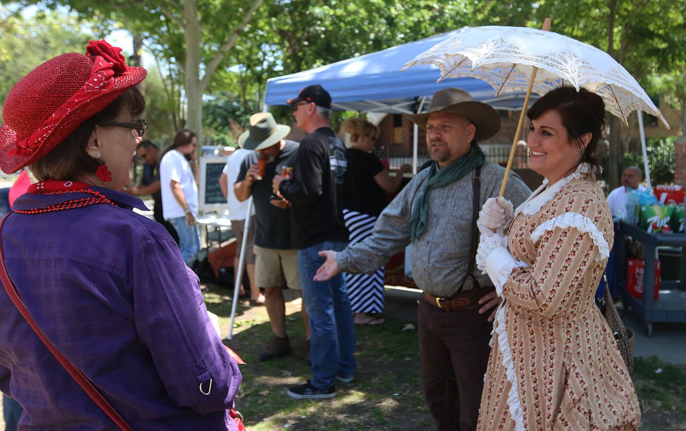 Pioneer Days (Homecoming) in Hanford